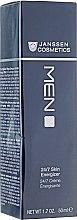 Духи, Парфюмерия, косметика Легкий антивозрастной дневной крем 24-часового действия - Janssen Cosmetics Men 24/7 Skin Energizer