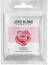Духи, Парфюмерия, косметика Маска гидрогелевая для лица - Joko Blend Bourbon Rose Hydrojelly Mask