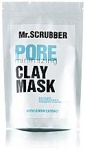 Парфумерія, косметика Маска для очищення і звуження пор обличчя - Mr. Смуги Навігації Clay Mask Pore Minimizing