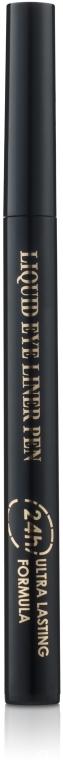 Тонкая подводка-маркер для глаз ES311 - FFleur Liquid Eye Liner Pen