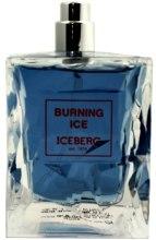 Духи, Парфюмерия, косметика Iceberg Burning Ice - Туалетная вода (тестер без крышечки)