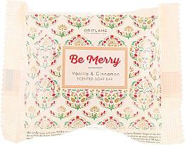 Духи, Парфюмерия, косметика Мыло «Ваниль и корица» - Oriflame Be Merry