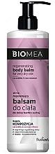 Духи, Парфюмерия, косметика Восстанавливающий бальзам для тела - Farmona Biomea Regenerating Body Balm