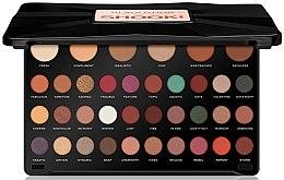 Духи, Парфюмерия, косметика Палетка теней для век - Makeup Revolution 36 Shook Eyeshadow Palette