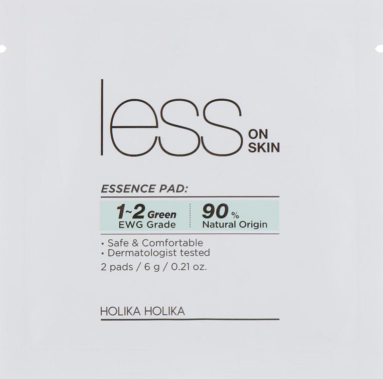 Диски для проблемной кожи - Holika Holika Less On Skin Essence Pad