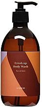Духи, Парфюмерия, косметика Гель для душа - Lovbod Fresh Up Body Wash
