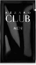 Духи, Парфюмерия, косметика Azzaro Club Men - Туалетная вода (пробник)