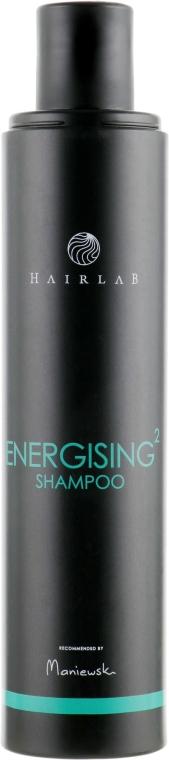 Укрепляющий шампунь для ослабленных волос - Federico Mahora Hairlab Energesing2