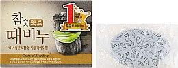 Парфумерія, косметика Мило-скраб з деревним вугіллям - Mukungwha Hardwood Charcoal Scrub Soap