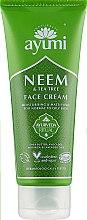 """Духи, Парфюмерия, косметика Крем для лица """"Ним и чайное дерево"""" - Ayumi Neem & Tea Tree Face Cream"""