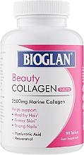 Духи, Парфюмерия, косметика Таблетки с коллагеном и гиалуроновой кислотой - Bioglan Beauty Collagen