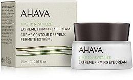 Парфумерія, косметика Крем для шкіри навколо очей зміцнюючий - Ahava Time to Revitalize Extreme Firming Eye Cream
