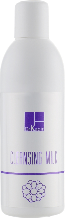 Очищающее молочко для кожи - Dr. Kadir Cleaners and Tonic All Skin Types Cleansing Milk