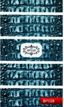 Духи, Парфюмерия, косметика Наклейка для дизайна ногтей - Kodi Professional Nail Art Stickers BP028