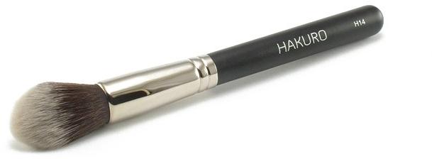Кисть для бронзера, H14 - Hakuro Professional