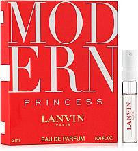 Духи, Парфюмерия, косметика Lanvin Modern Princess - Парфюмированная вода (пробник)