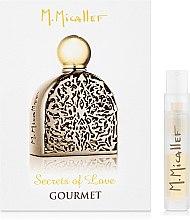 Духи, Парфюмерия, косметика M. Micallef Secrets of Love Gourmet - Парфюмированная вода (пробник)