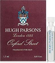 Духи, Парфюмерия, косметика Hugh Parsons Oxford Street - Парфюмированная вода (пробник)