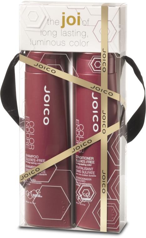 Набор подарочный для стойкости цвета - Joico Color Endure Set (sh/300ml + cond/300ml)