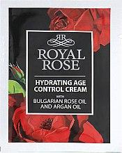 Духи, Парфюмерия, косметика Гидратирующий крем против старения кожи для мужчин - BioFresh Royal Rose Hydrating Age Control Cream (пробник)