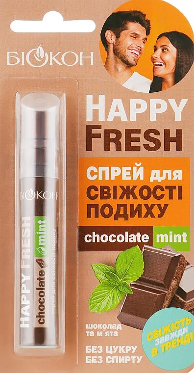 "Спрей для свежести дыхания ""Шоколад и мята"" - Биокон"