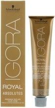 Духи, Парфюмерия, косметика Краска для седых волос - Schwarzkopf Professional Igora Royal Absolutes