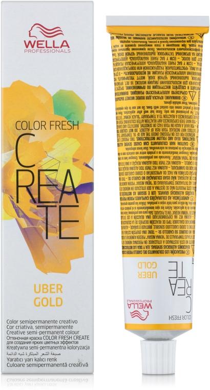 Оттеночная краска для ярких акцентов - Wella Professionals Color Fresh Create