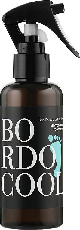 Охлаждающий спрей для ног - Bordo Cool Mint Cooling Foot Spray