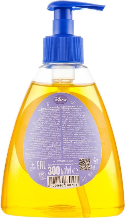 Жидкое мыло с ароматом персика - Disney Winnie the Pooh — фото N2