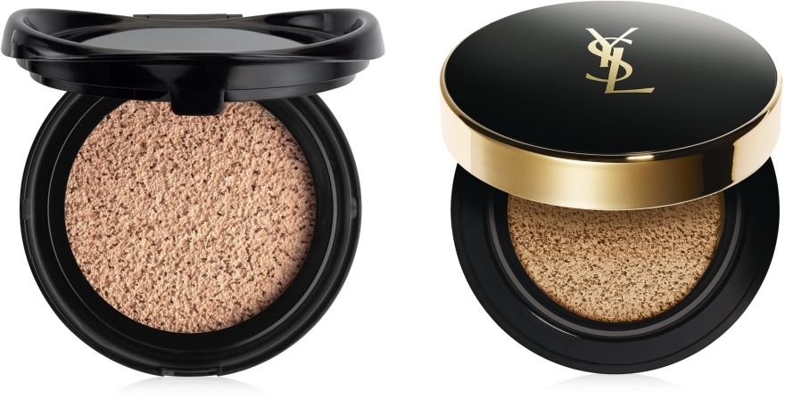 Тональный кушон - Yves Saint Laurent Le Cushion Encre de Peau SPF 29