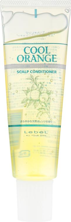 Кондиционер-очиститель против жирной перхоти - Lebel Cool Orange Scalp Conditioner
