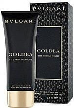Духи, Парфюмерия, косметика Bvlgari Goldea The Roman Night - Гель для душа