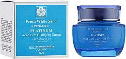Духи, Парфюмерия, косметика Восстанавливающий крем для кожи с высыпаниями - Tenamyd Canada Platinum Acne Care Clarifying Cream