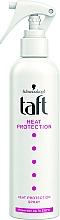 Духи, Парфюмерия, косметика Термозащитный спрей для защиты волос от высоких температур до 230 °C - Taft Heat Protection