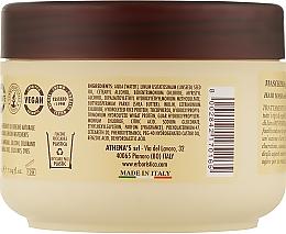 Маска для волосся з насінням льону і маслом Ши - athena's Erboristica Hair Mask Linseed & Shea Butter — фото N2