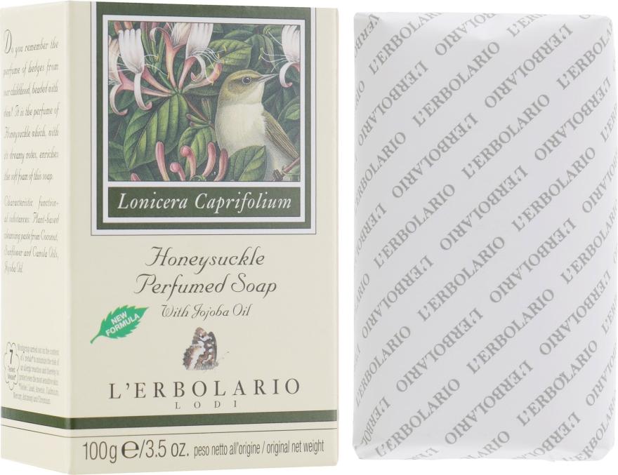 "Душистое мыло ""Жимолость"" - L'Erbolario Sapone Al Profumo di Caprofoglio"