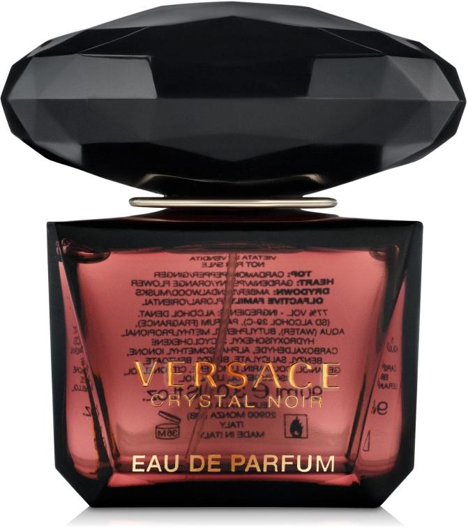 Versace Crystal Noir - Парфюмированная вода (тестер с крышечкой)