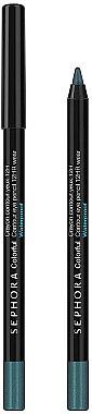 Водостойкий карандаш для глаз - Sephora Contour Eye Pencil 12hr Wear Waterproof — фото N1