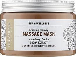 Духи, Парфюмерия, косметика Маска для массажа тела с шоколадом - Organique Professional Spa Therapie Chocolate Massage Mask