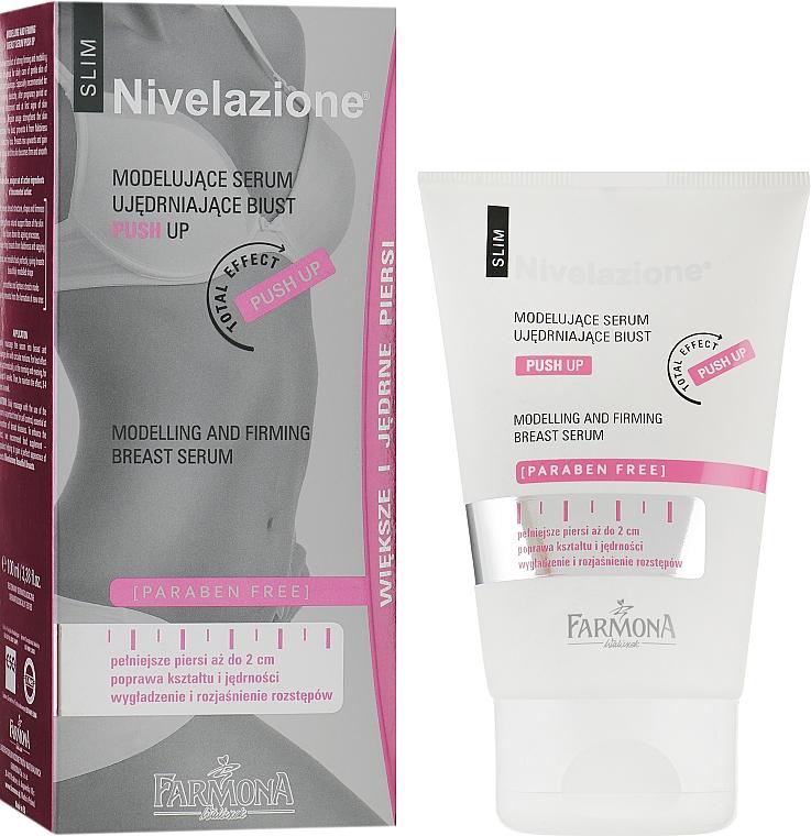 Сыворотка-лифтинг для моделирования груди - Farmona Nivelazione Perfect Body Serum