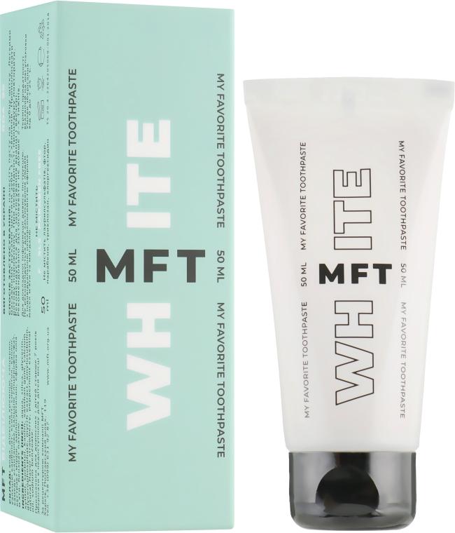 Паста зубная «Whitening» - MFT
