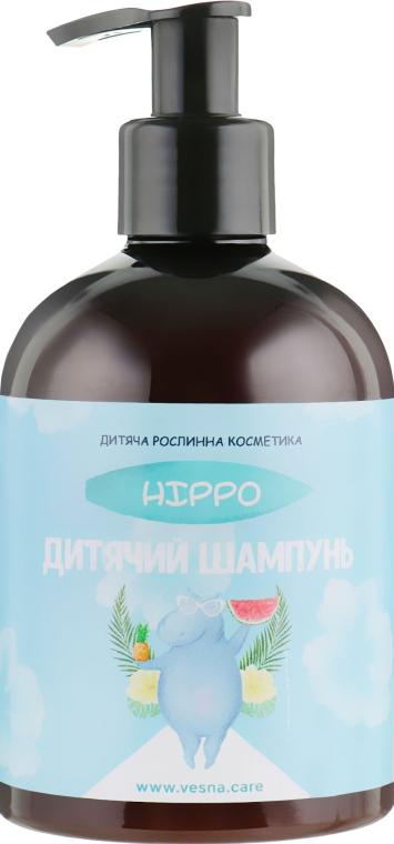 Шампунь для детей - Vesna Hippo — фото N1
