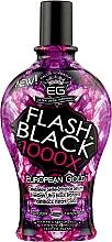 Духи, Парфюмерия, косметика Крем с ультра-темными бронзантами для гламурного шоколадного оттенка, селфи-формула - European Gold Flash Black 1000X