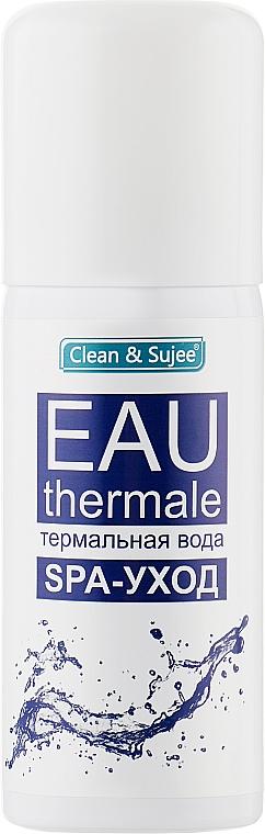 "Термальная вода ""Spa-уход"" - Красота и здоровье Clean & Sujee"