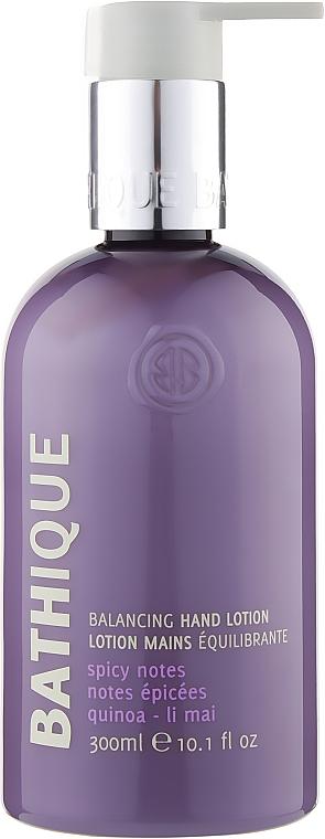 """Лосьон для рук с защитными и увлажняющими свойствами """"Киноа"""" - Mades Cosmetics Bathique Fashion Hand Lotion"""