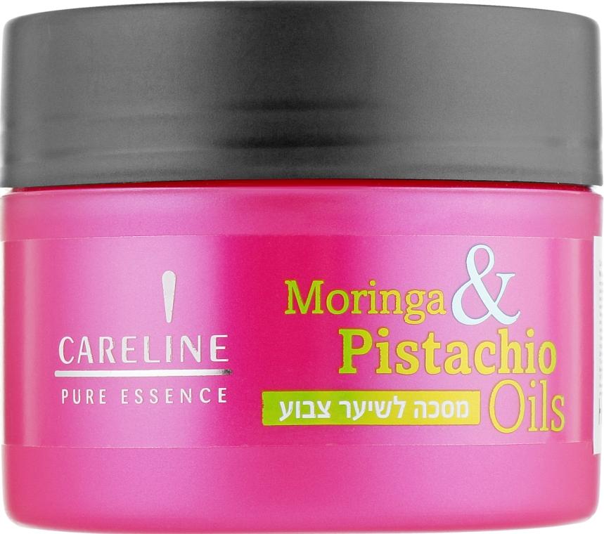 """Маска для окрашенных волос """"Моринга и Фисташковое масло"""" - Careline Pure Essence Mask for Colored Hair"""