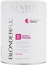 Духи, Парфюмерия, косметика Многофункциональная осветляющая пудра уровень 8 - Revlon Professional Blonderful 8 Levels Lightening Powder
