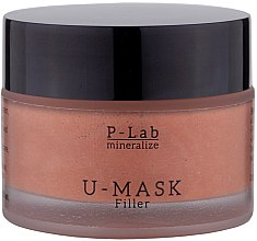Духи, Парфюмерия, косметика Минеральная маска с розовой глиной - Pelovit-R U-Mask Filler P-Lab Mineralize