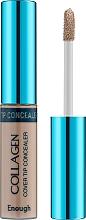Парфумерія, косметика Колагеновий консилер для обличчя - Enough Collagen Cover Tip Concealer