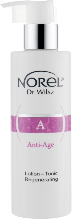 Очищающее увлажняющее и тонизирующее средство для зрелой кожи - Norel Anti-Age 3 in 1 Lotion And Tonic
